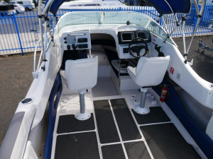 Haines Traveller TC200 -  Cabin Boat
