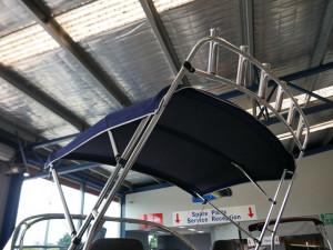 Revival 525 Sportz - Cuddy Cabin