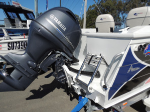 NEW  QUINTREX 550 FRONTIER WITH F 115 YAMAHA FOR SALE PACK 2