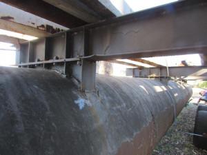 Steel Pontoon