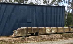 Moulds for Houseboat Pontoons and Tender