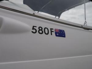 Haines Signature 580F