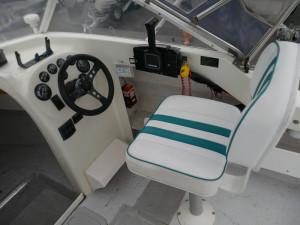 Pro Tough 20ft Cabin Boat