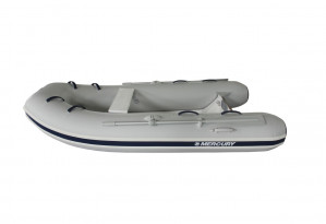 Mercury 290 Ocean Runner RIB
