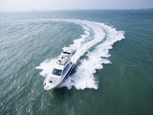 Glorious yachts 55 fly