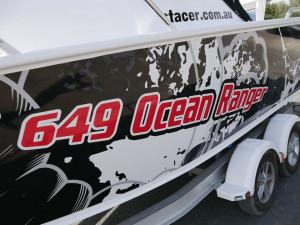 Stacer 649 Ocean Ranger - Cabin Boat