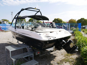 Raeline 18ft Bow Rider