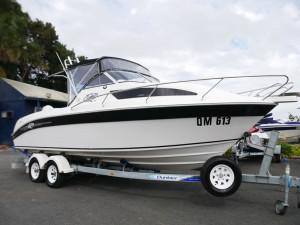 Revival 640 Fisherman - Cabin Boat