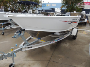 NEW QUINTREX 440 RENEGADE T/S WITH F 60 HP PACK  4