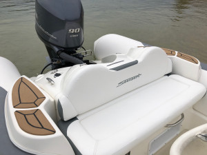 2018 Avon Seasport Deluxe 490 RIB Pre-Owned