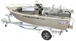 NEW QUINTREX 440 RENEGADE C/C WITH F 60 HP PACK  1