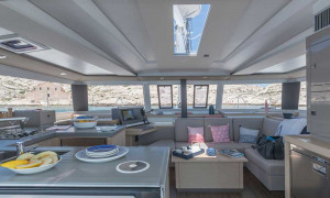 Mediterranean December 2022 Fountaine Pajot Astrea 42