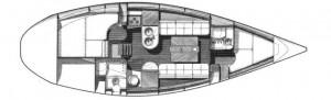 Beneteau First 38s5 HALF SHARE