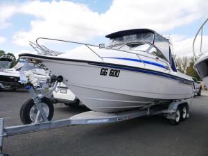 Whittley 650 Sea Legend - Cabin Boat
