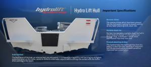 Brand new Horizon 438 Stryker XPF Side console aluminium boat.