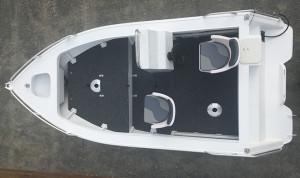 Brand new Horizon 454 Stryker XPF Side console aluminium boat in stock