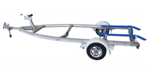 749KG ALLOY TRAILER I-BEAM 4.1-4.5m