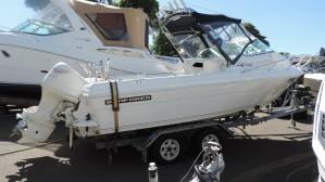 Seafarer 6.2 Vagabond 2005