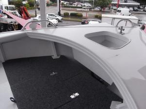 Brand new Horizon 435 Easyfisher open tiller steer deep V aluminium boat!