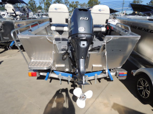 NEW QUINTREX 440 RENEGADE S/C WITH F 60 HP PACK  3