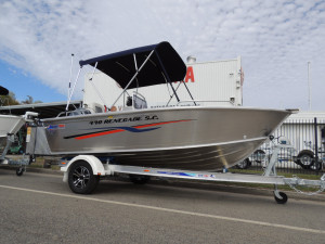 NEW QUINTREX 440 RENEGADE S/C WITH F 60 HP PACK  4