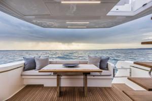 2019 Ferretti Yachts 450