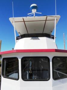 Offshore Cruising Houseboat