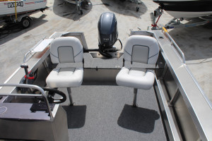 NEW QUINTREX 460 RENEGADE S/C WITH F 60 HP PACK 3