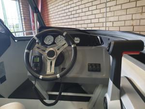 499 SeaMaster, trailer & 60hp Mercury 4 stroke