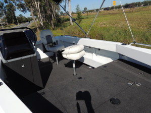 NEW QUINTREX 590 FRONTIER S.C WITH F 150 YAMAHA FOR SALE PACK 3