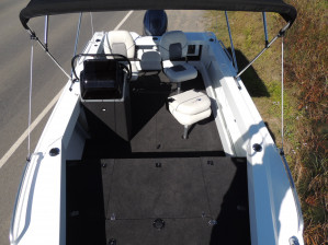 NEW  QUINTREX 630 FRONTIER S.C WITH F 150 YAMAHA PACK 4
