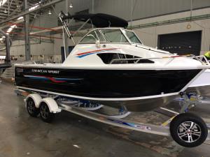QUINTREX 590 OCEAN SPIRIT  F150 HP Pack 1