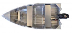 Brand new Savage 310 Water Rat HD open aluminium boat