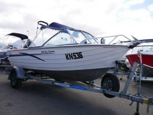 Savage 435 Bay Cruiser - Runabout