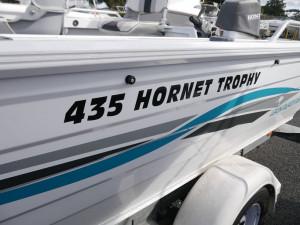 Quintrex 435 Hornet Trophy