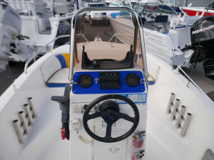 Mustang 1800 Center Console