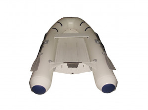 Brand new Mercury 300 hypalon Dynamic fibreglass RIB.