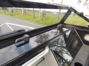 6500 YELLOWFIN Folding Hard Top Cabin  150 HP PACK 1