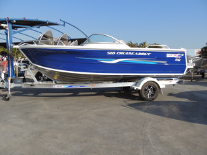 QUINTREX 520 CRUISEABOUT  F115HP Pack 4