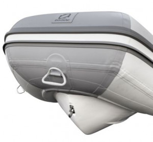 Brand new Zodiac Cadet 240 Aluminium RIB with welded seams!