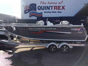 Quintrex 610  Territory Legend F150 Pack 5