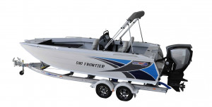 NEW QUINTREX 590 FRONTIER S.C WITH F 150 YAMAHA PACK 4