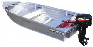 Brand new Horizon 320 Pathfinder V punt aluminium boat.
