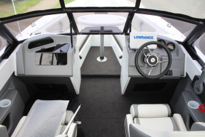 NEW QUINTREX 590 FREESTYLER WITH F 150 HP PACK 2