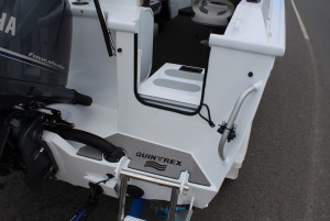 NEW QUINTREX 590 FREESTYLER WITH F 150 HP PACK 1