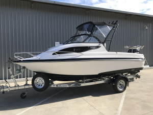 Stejcraft 580 Islander Fisherman 2021 Model