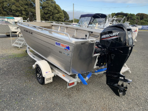 Quintrex 520 Dory - NEW
