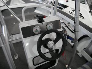 Quintrex 530 Renegade - Centre Console