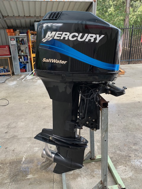 MERCURY 140HP V6 2-STROKE