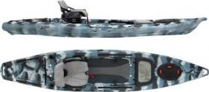 Brand new Feel Free Lure 13.5 fishing kayak.